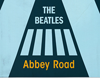 Typographic Abbey Road