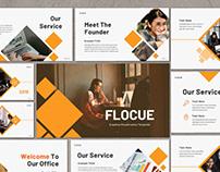 Flocue Presentation Google Slides