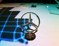 Verizon CES Car Projection
