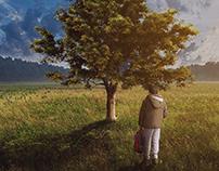 Çetin'in Çantası - Short Movie Poster Design