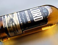 Разработка дизайна для виски Lord