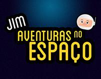 Jim Aventuras no Espaço - Jogo da Velha