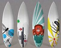Surfboard Inlays