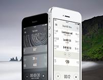 Manual Exposure iphone app