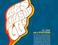 Wes Wilson A3 Poster