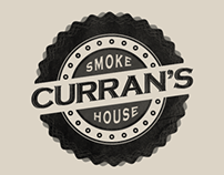 Curran's Logo Design