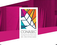 CONASEC | Identidade Visual e Digital