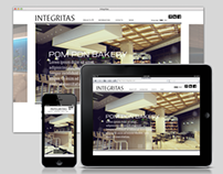 Integritas web presence