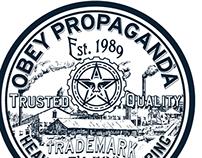 OBEY Propaganda Silkscreen