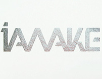 Iawake - Logo + business card