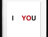 Te quiero... a ti y a mi