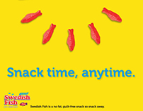 Swedish Fish Ad