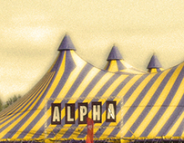 Lowlands Alpha tent