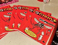 Gibio 13- Dengue