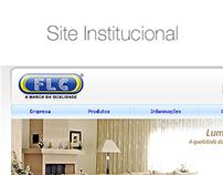 Site Institucional FLC