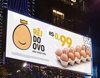 Branding Rei do Ovo®
