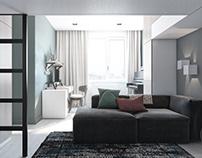 Bedroom for teenager boy