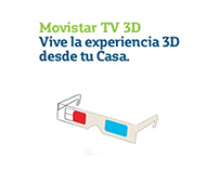 Movistar Perú - TV 3D