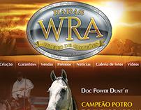 Site Haras WRA