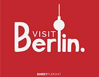 Berlin BERLIN - Logo