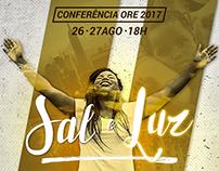 CONFERÊNCIA ORE 2017