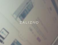 Zalizno webstore