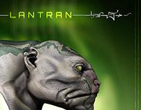 Lantran - Modelagem 3D