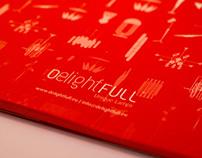Delightfull brand /contribution