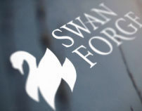 Swan Forge Identity and Website