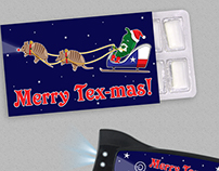 Texas Christmas Retail Products