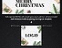 Christmas Facebook Cover + Profile