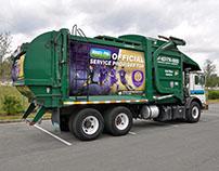 Waste Pro/Orlando City Soccer Partnership Advertisement