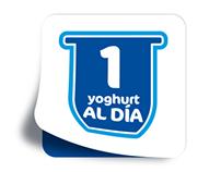 1 Yoghurt al día