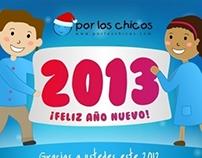 Por los Chicos 2012