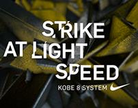 Nike: Kobe 8 System