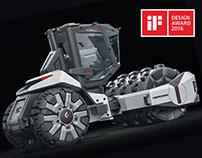 Hidromek Vision Compactor