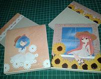 Mini block Illustrations