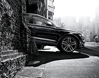 Audi SQ5 Catalogue - CGI Car