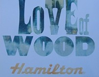 4 the Love of Wood Type