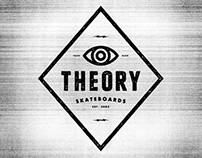 Theory Skateboards Identity