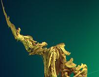 Biology - Fractal Digital Art
