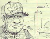 Jury Doodles