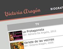 Victoria Aragón