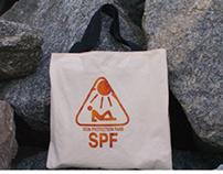 S.P.F. Beach Bag + Towel