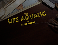 Life Aquatic With Steve Zissou Titles