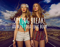 Spring Break! An MTV FORA Look Book