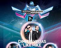 Spot festival Mayan Madness 2016