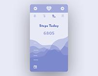 Daily UI No. 41 | Workout Tracker