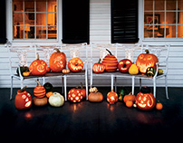 Halloween Home Decor By Ali Slutsky