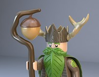 Leaf King